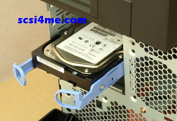 IBM 25R8864 3.5-inch Simple Swap Bracket for SATA II Hard Drives for IBM xSeries Servers such as x206m, x3400, x3500, et