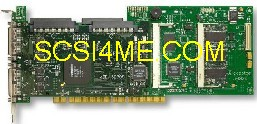Adaptec 3400S 4-Channel Ultra160 SCSI RAID Controller Card