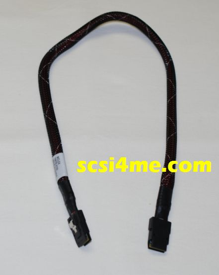 Molex 79576-2103 Internal Mini SAS to Internal Mini SAS Cable. 0.6 Meter