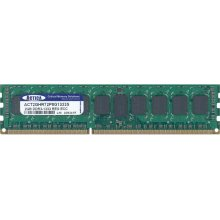 ACTICA 2GB PC3-10600R DDR3-1333MHz ECC Registered CL9-9-9 240-Pin DIMM Dual Rank Memory Module Mfr P/N ACT2GHR72P8G1333S