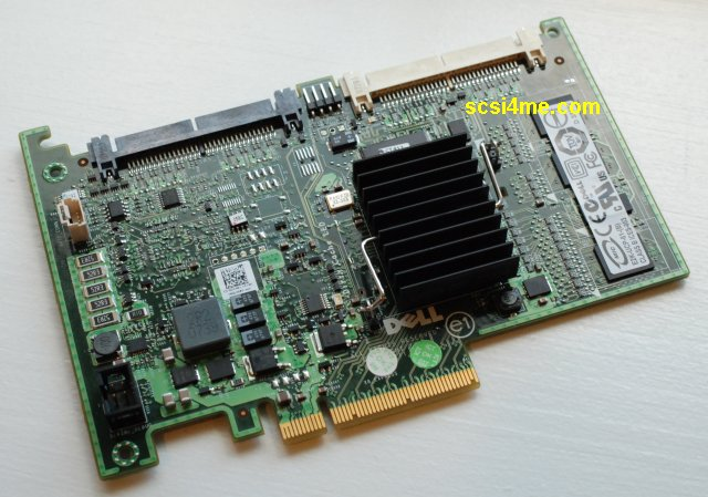 Dell MY306 / UF070 Interposer Board SAS/SATA Adapter for SAS Hard