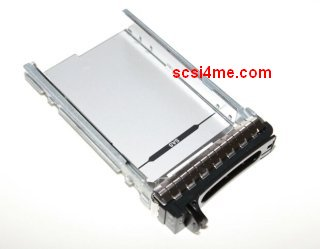 Dell F9541 D981C 3.5-inch Hot-Swap SAS SATA Hard Drive Caddy Tray for Dell PowerEdge Server 1950 2900 2950 6900.