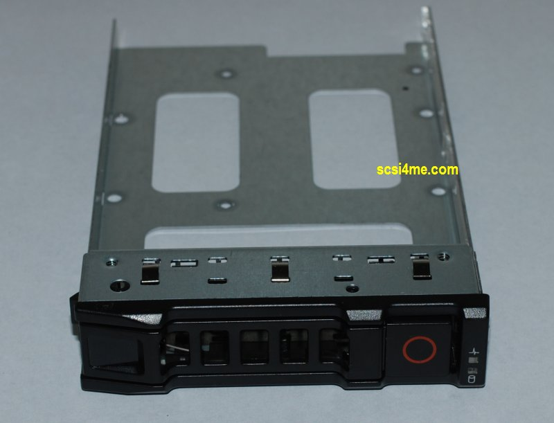 "Dell F463R 3.5"" SAS / SATA 3.5"" Hard Drive Tray Caddy for PowerEdge C2100, C1100 Rack Server"