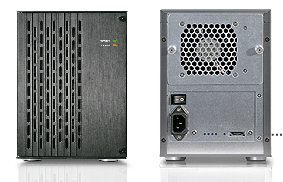 Enhance E4 PM EnhanceBOX 4-Bay Desktop Port Multiplier eSATA Disk Array Enclosure