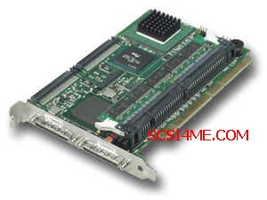 HP NetRAID-2M Dual-Channel Ultra160 SCSI RAID Controller w/ 64M Cache and Battery