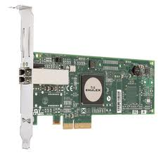 Emulex LightPulse LPe11000 4Gb/s Fibre Channel PCI Express Single Channel Host Bus Adapter