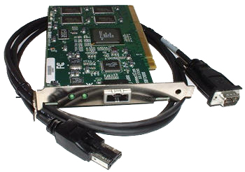 ConnectCom CSB-FC1000 1GB Fibre Channel Host Adapter