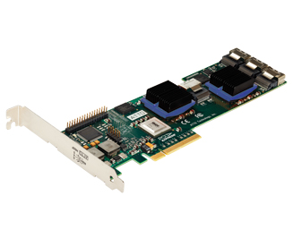 ATTO ExpressSAS H60F Low-Profile 16-Internal Port 6Gb/s SAS SATA PCIe 2.0 Host Adapter