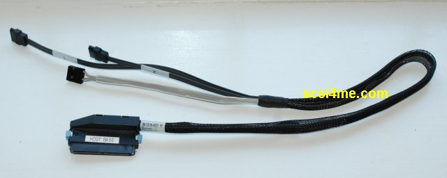 HP 361316-003 Serial ATA/SAS Hard Drive Cable for HP Proliant Server & others