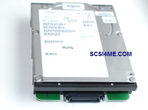 Hitachi HUS103014FLF2R0 146GB 10K RPM Fibre Channel FC Hard Drives w/tray.