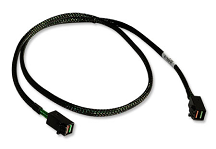 LSI00405/CBL-SFF8643-10M, 1 unit of 1.0 meter internal cable, SFF8643 to SFF8643