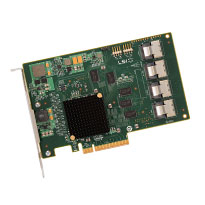 LSI00244 - LSI SAS 9201-16i PCI-E Internal 6Gb/s MiniSAS HBA controller. 16-Ports. 4x SFF-8087 connectors. Simple RAID