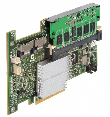 Dell Dual Port PERC PowerEdge RAID Controller SAS PCI-e 7RJDT RAID Controller