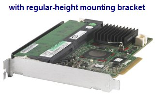 Dell Perc 5i RAID Controller, PCI-Express Serial-Attached