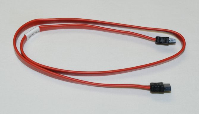 0.5-Meter 7-Pin SATA Cable