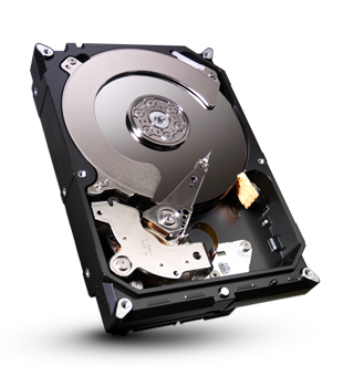 "Seagate ST3000DM001 Barracuda  3TB 7200 RPM 64MB Cache SATA 6.0Gb/s 3.5"" Internal Hard Drive"