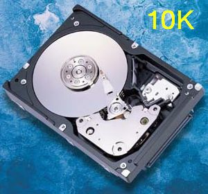 Fujitsu MAT3073NC 73GB 10K RPM 80pin Hot-Swap Ultra320 SCSI Hard Drive.