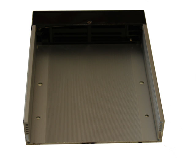 SNT Spare Hard Drive Tray Carrier for SCA2131B and SCA3051B units.